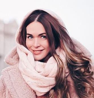 Блогер Алина Феодориди
