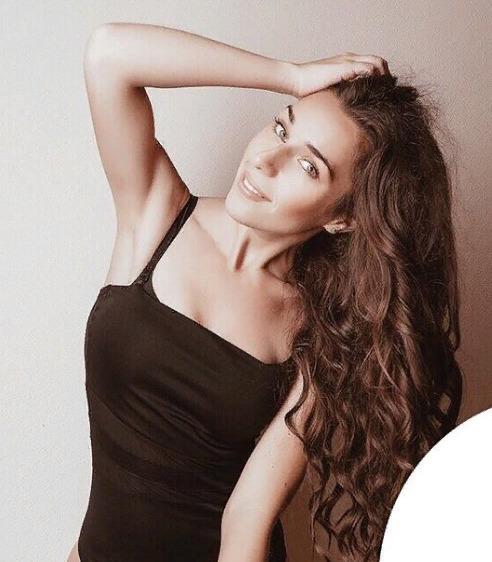Блогер Кристина Новикова