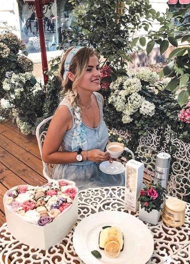 Блогер Юлия Лобашева
