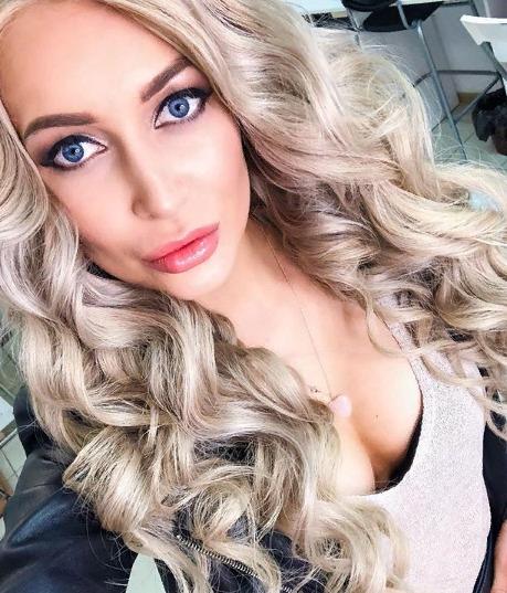 Блогер Кристина Дерябина
