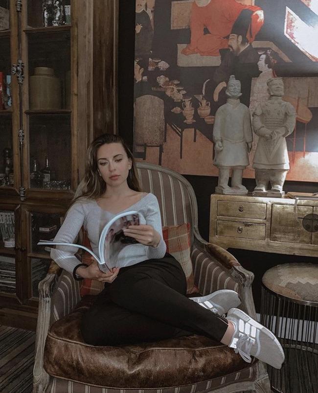 Блогер Ольга Ник