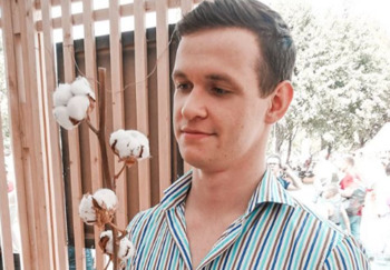 Блогер Глеб Паламарчук