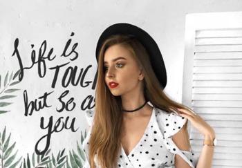 Блогер Анастасия Nstysam