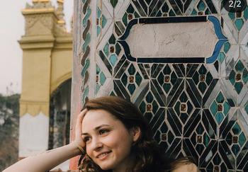 Блогер Анна Цуканова