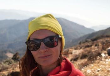 Блогер Таня Шарапова