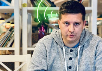 Блогер Андрей Меркулов