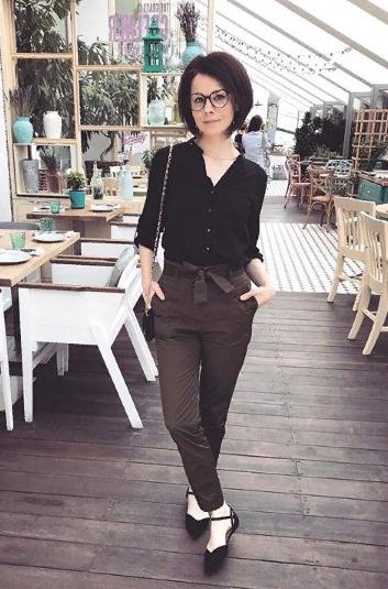 Блогер Вера Андреева
