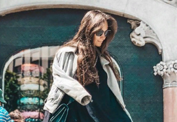 Блогер Кейт Сандей