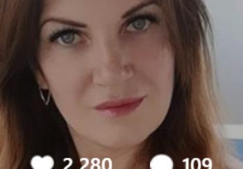 Блогер Оксана Шмакалина