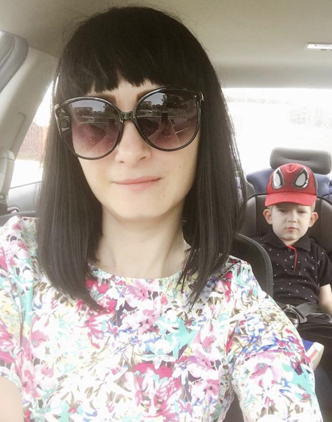 Блогер Оксана mamaoksana_pp