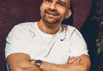 Блогер Роман Гречин