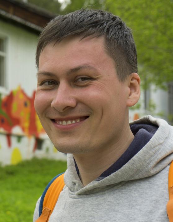 Блогер Константин Пестриков