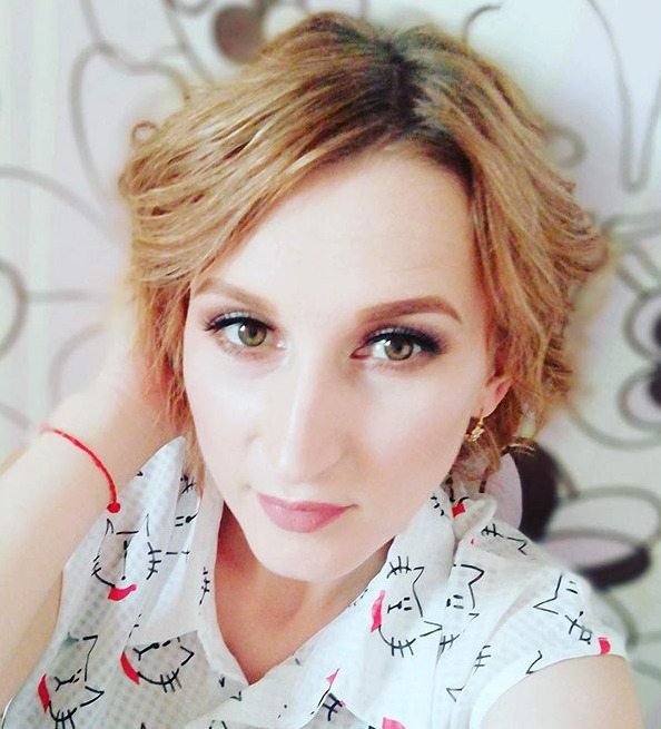 Блогер Светлана Спиридонова