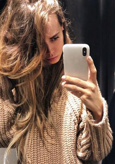 Блогер Леся Абрамович