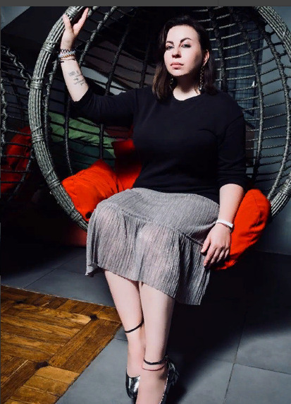 Блогер Алина Войнова