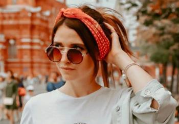 Блогер Влада Рожкова