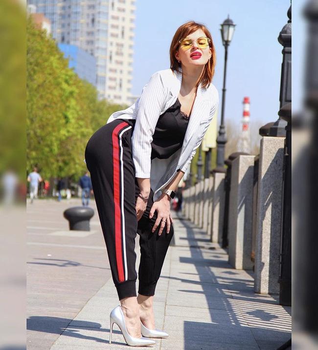 Блогер Анастасия Лисицина