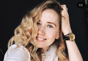 Блогер Татьяна Волкова