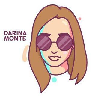 Блогер Дарина Монте