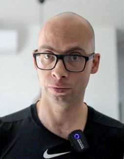 Блогер Артем Бразговский