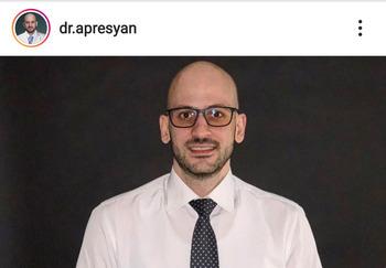 Блогер Самвел Апресян