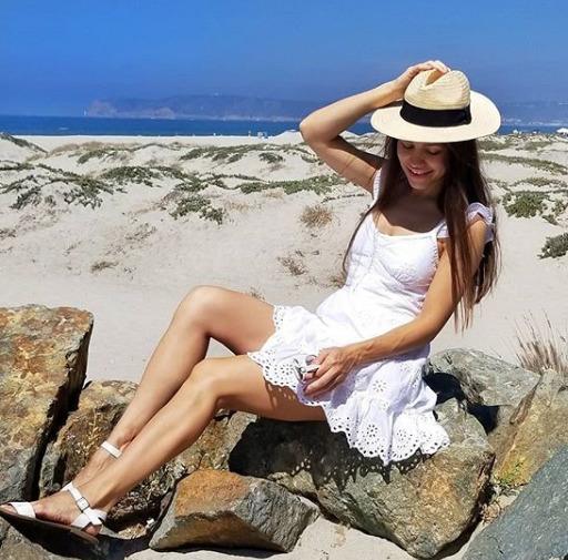 Блогер Татьяна Фролова