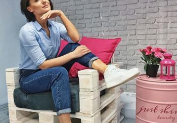 Блогер Виктория Вороницкая