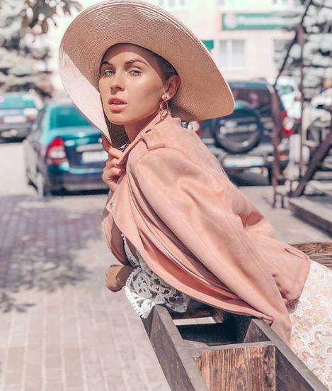 Блогер Анна Куренкова