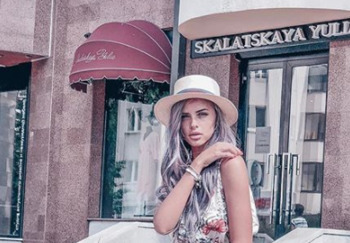 Блогер Анжелика Епихова