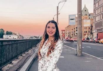 Блогер Татьяна Симановская