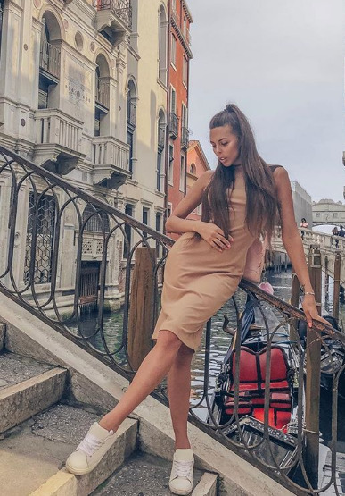 Блогер Алена Кебо