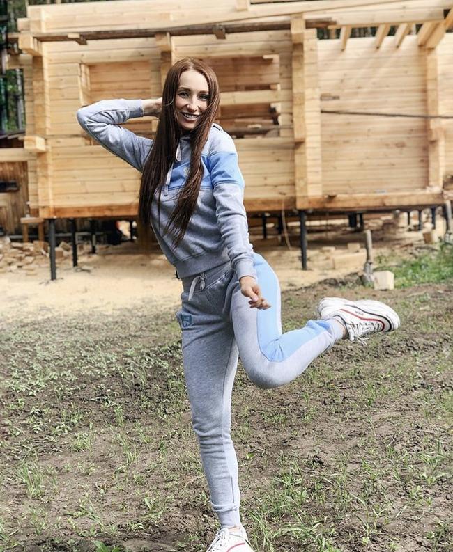 Блогер Екатерина Яницкая