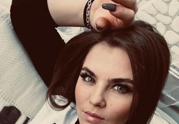 Блогер Соня Таюрская
