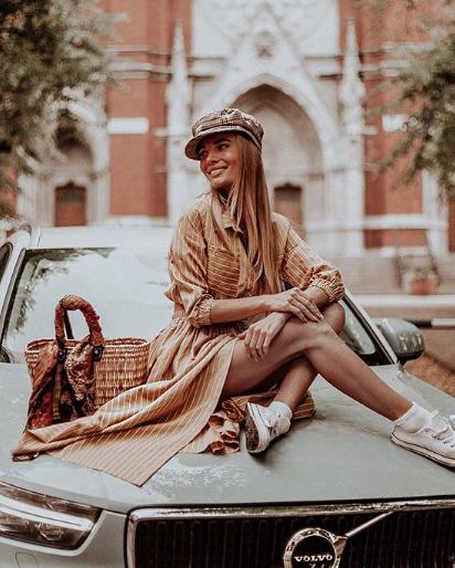 Блогер Грета Буз