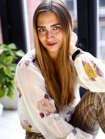 Блогер Татьяна Фит