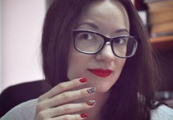 Блогер Юля Халилова