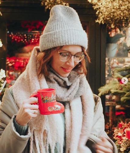 Блогер Наталья Бродаш