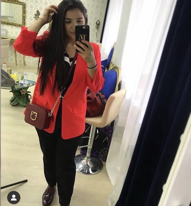 Блогер Тамара Маликова