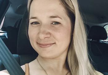 Блогер Виктория Зубарева