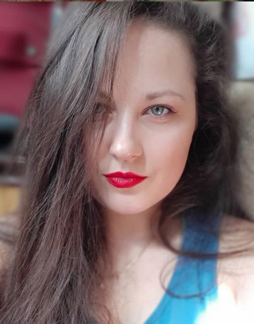 Блогер Ольга Калашникова