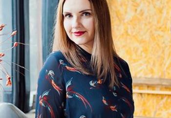 Блогер Екатерина Чернявская