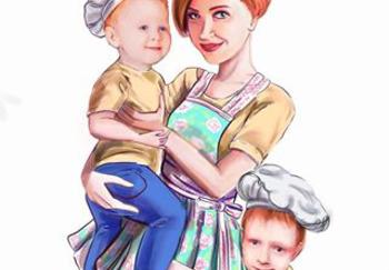 Блогер alla_mom_with_love