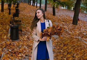 Блогер Виктория Киселева