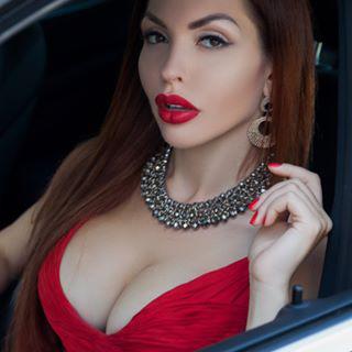 Блогер Катрин Форс