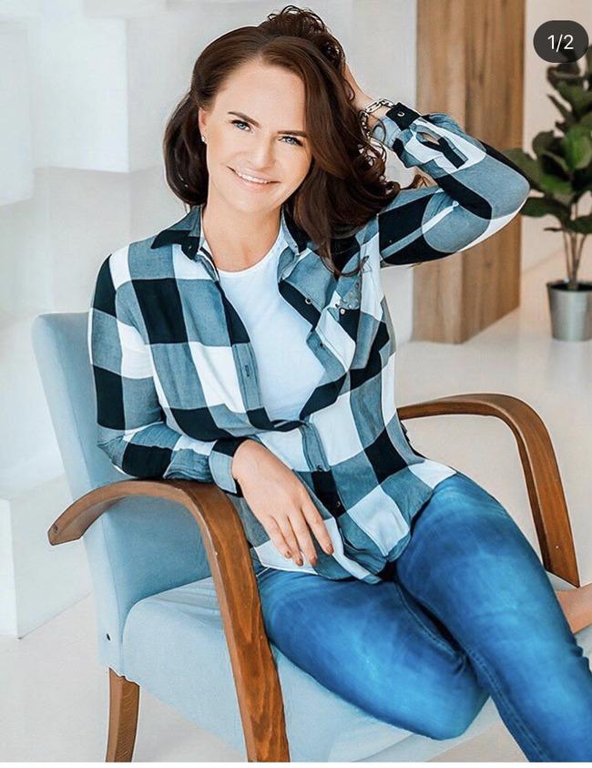 Блогер Динара Кремчева