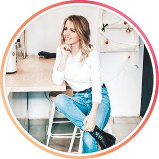 Блогер Марина Белкина