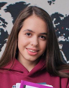 Блогер Полина Чили