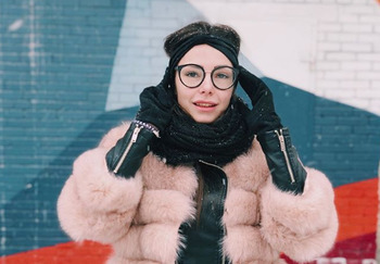 Блогер Марина Литвинова