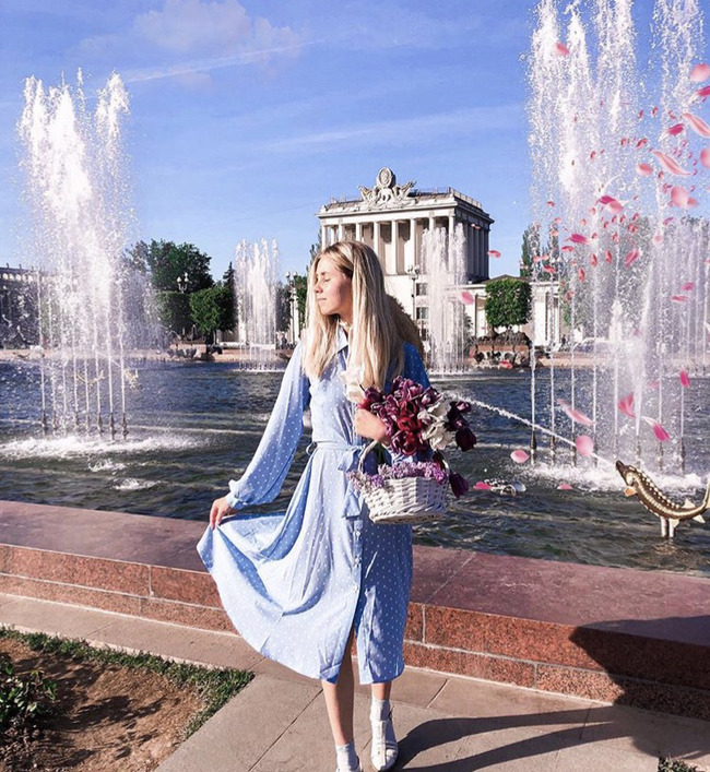 Блогер Буханова