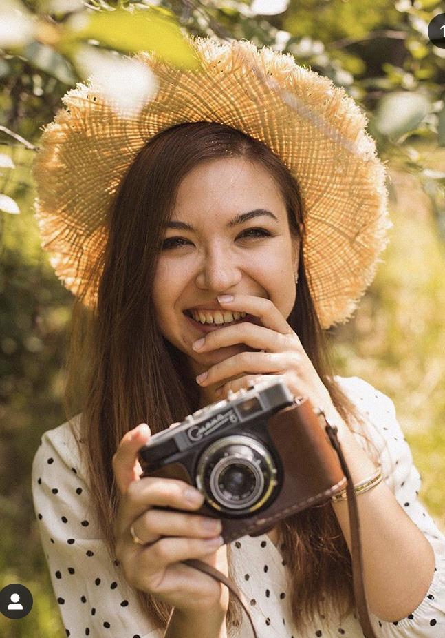 Блогер Екатерина Мышкина
